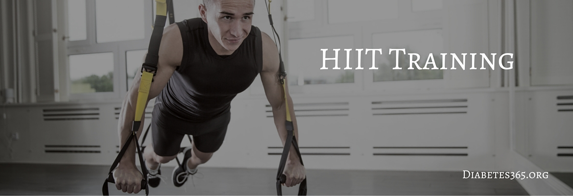 HIIT Training for Diabetes