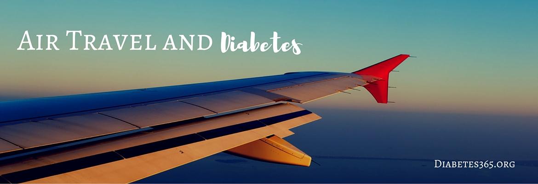 Air Travel And Diabetes