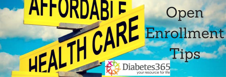 Open Enrollment Tips for Diabetics