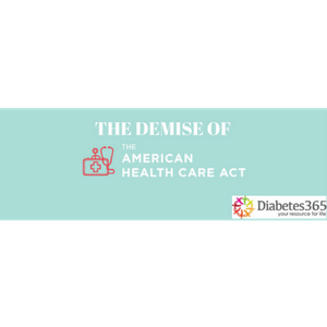 The Demise of the American Healthcare Act of 2017
