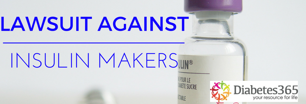 Lawsuit Against Insulin Makers