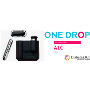 One Drop Helps Lower A1C's Within 3 Months
